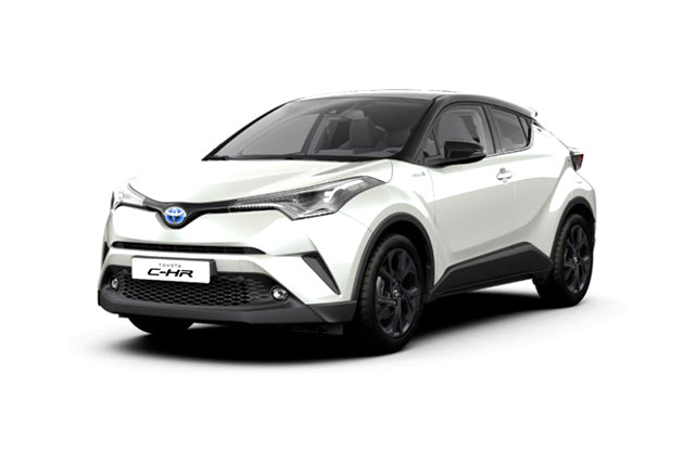 chr noleggio auto volterra hybrid